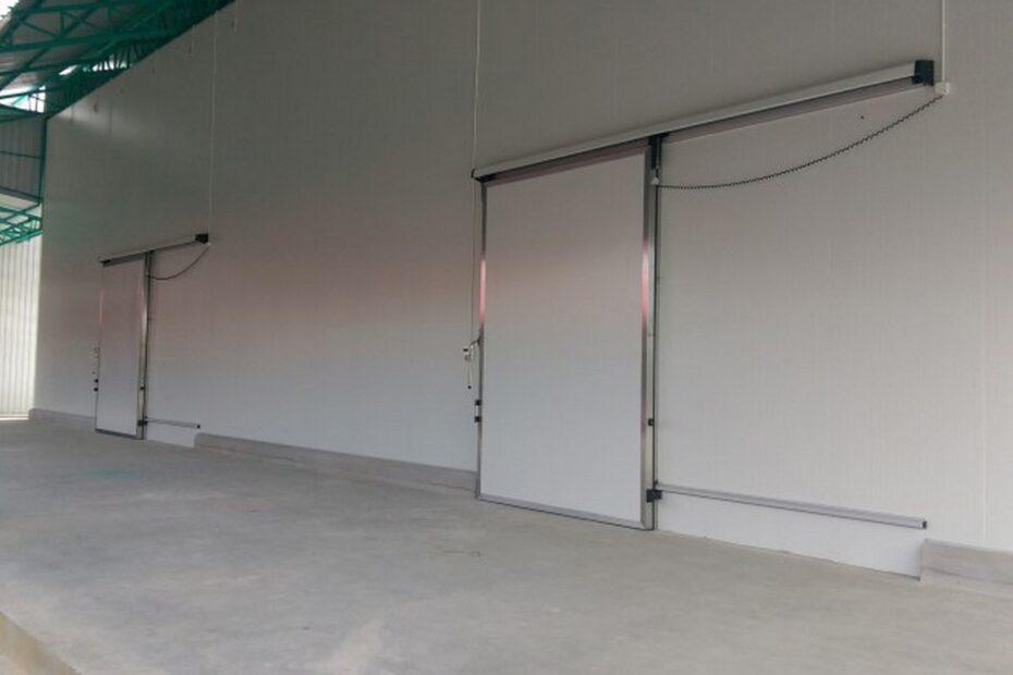 ผนังห้องเย็น isowall polystyrene ps door