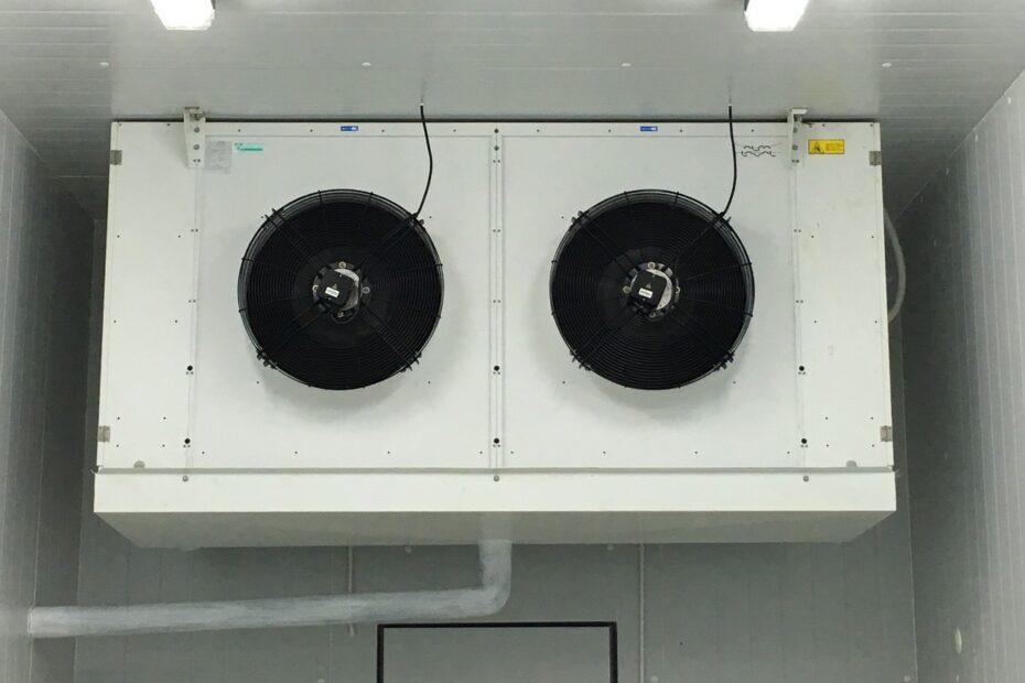 ผนังห้องเย็น isowall polyurethane pu unit cooler คอยล์เย็น